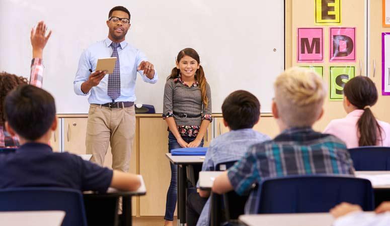 School Teaching Assistant Spain