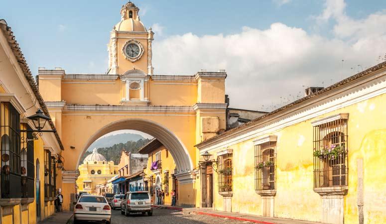 Spanish Immersion Guatemala