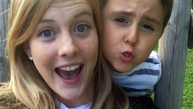 Au pair with kid