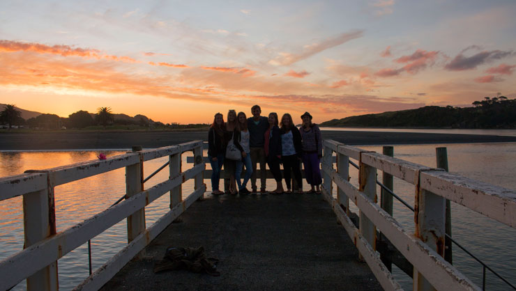 Become an au pair in New Zealand