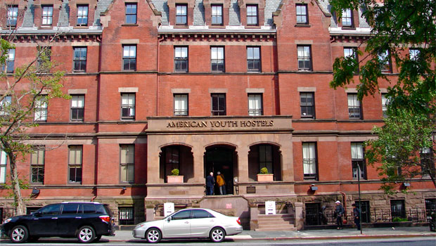 Hostelling International's New York City location.