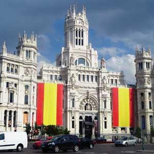 Suburbs of Madrid