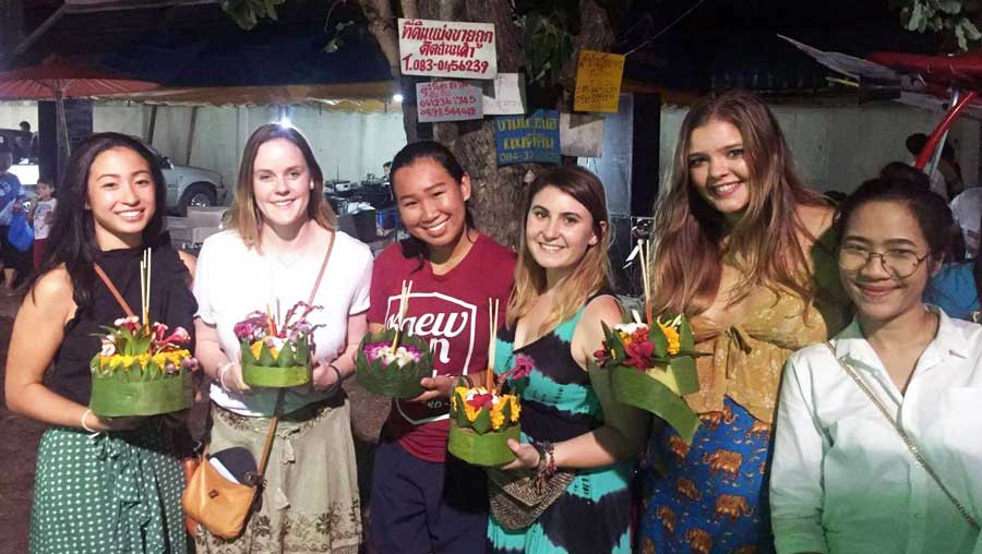 Experience Teaching English in Thailand