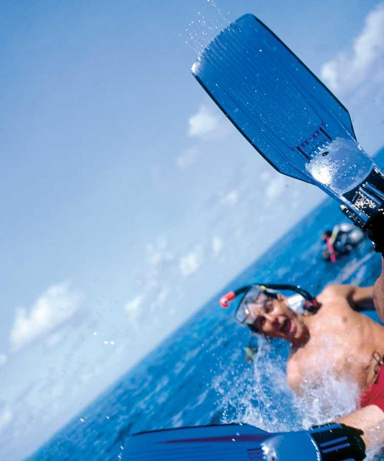 Snorkeling in Australia