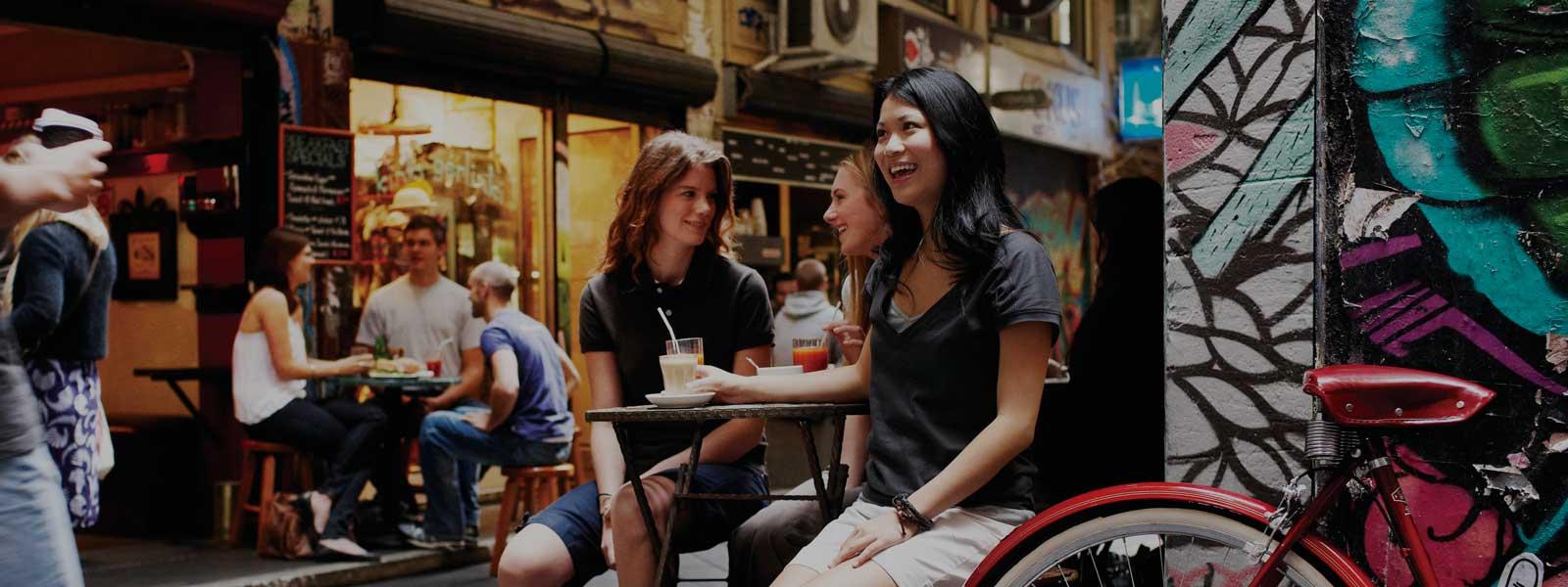 Australia's cafe culture
