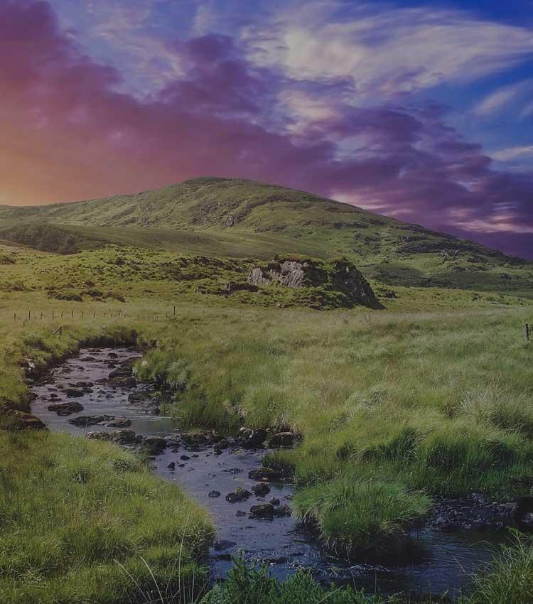 Ireland's Rolling Hills