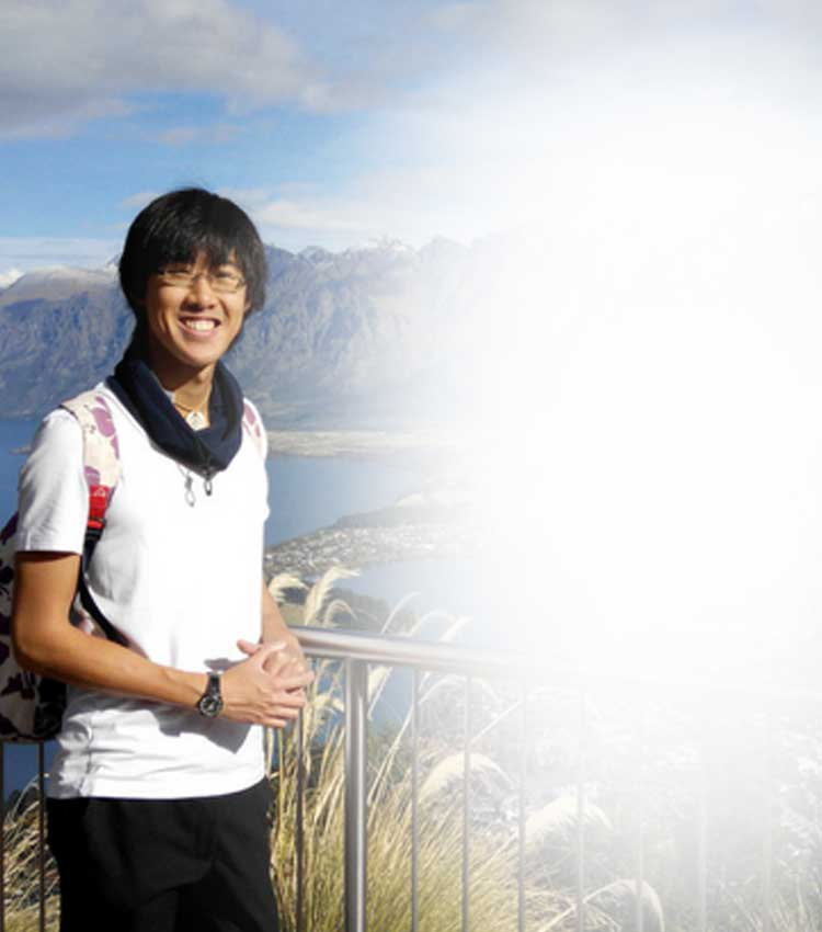 Work & Travel Participant in Queenstown