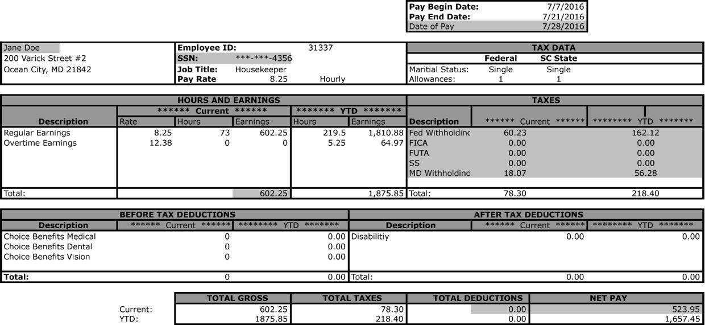Tax Information · Career Training USA · InterExchange