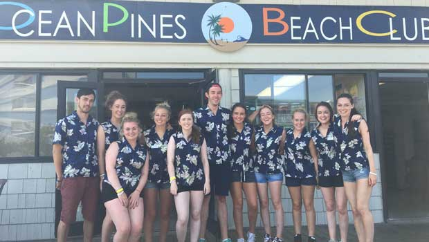 Participants in Ocean Pines